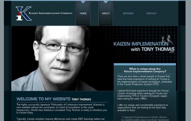 Kaizen Implementation Company Website