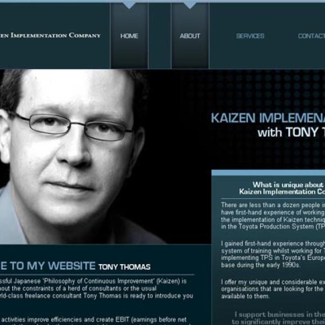 Kaizen Implementation Company Website