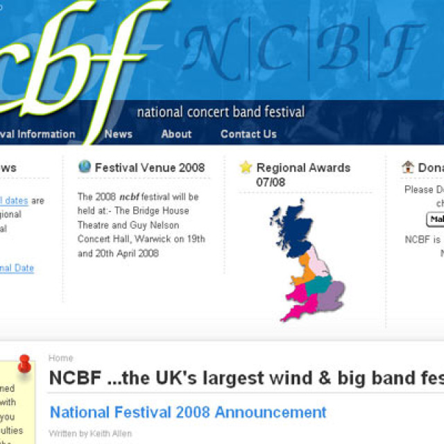 NCBF Website
