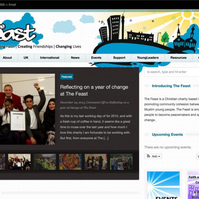 TheFeast Website